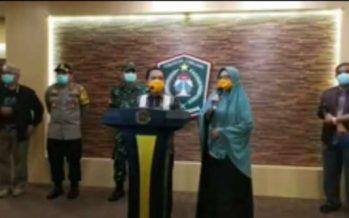 Seorang PDP Dinyatakan Positif, Bupati Tegaskan Tidak Ada Lockdown