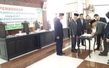 Bupati KH Salwa Arifin Buka Pelatihan Kepemimpinan Administrator (PKA) 2020.
